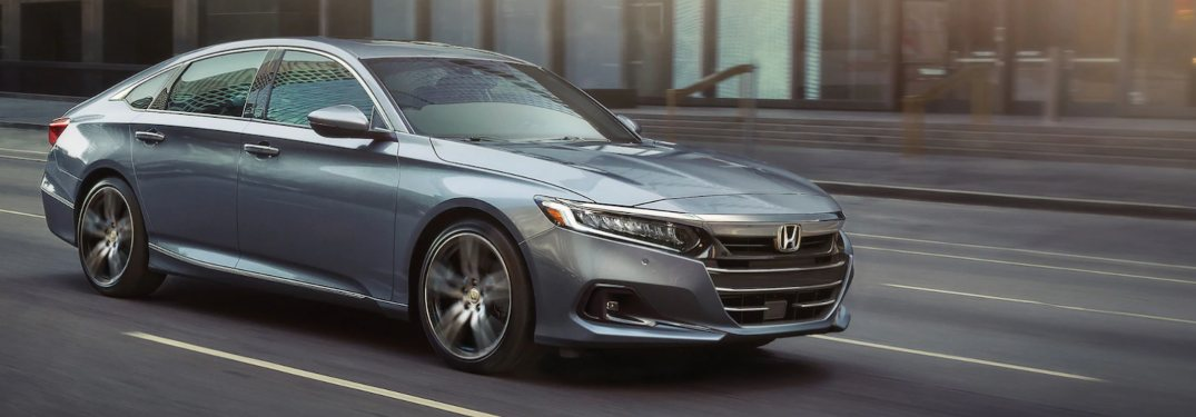 List of Notable 2021 Honda Accord Changes & Updates