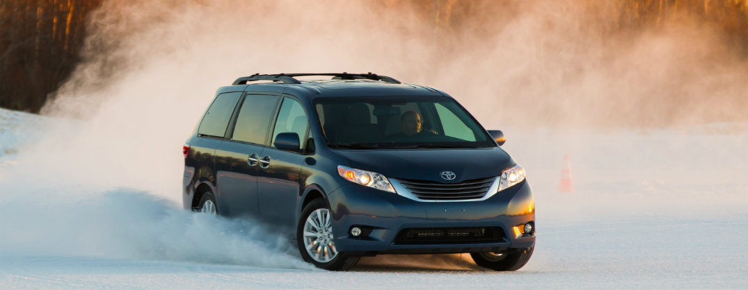 Cars For Sale Quad Cities >> How does the Toyota Sienna handle in the snow?