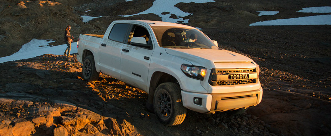 2016 Toyota Tundra Trd Pro >> How Much Can The 2016 Toyota Tundra Trd Pro Tow