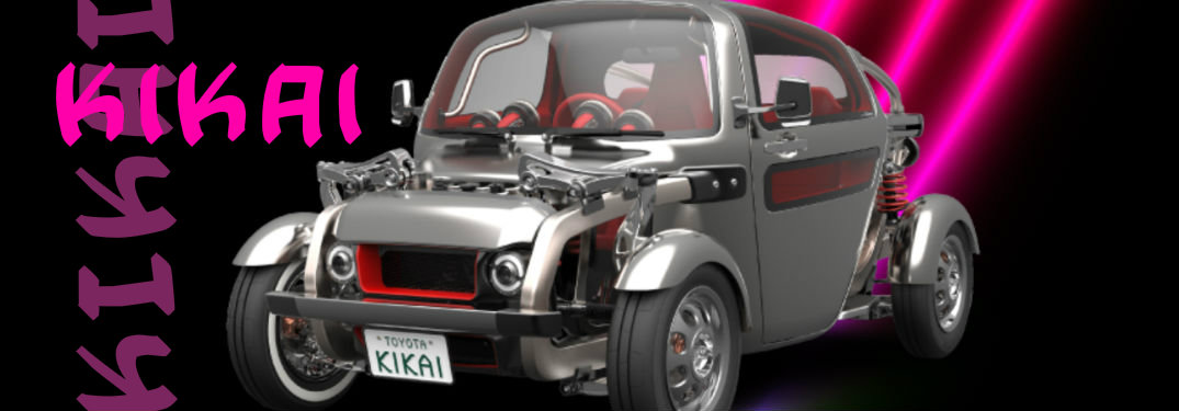 Will there ever be a car based on the Toyota KIKAI concept