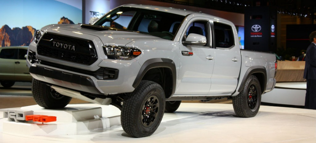 2017 toyota tacoma trd pro specs features and release date. Black Bedroom Furniture Sets. Home Design Ideas