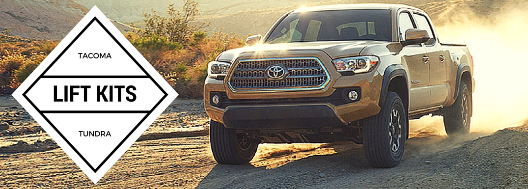 Toyota Tacoma And Tundra Lift Kit Packages Moline Il