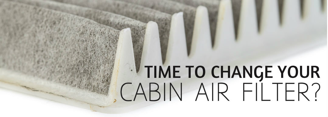 How Do You Know You Need To Replace Your Cabin Air Filter?