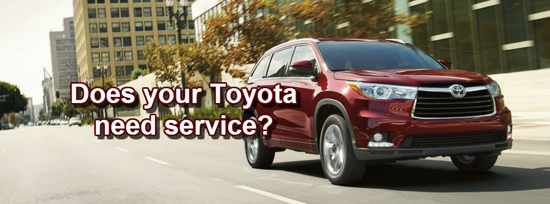 2016 Toyota Highlander For Sale >> What do Toyota dashboard warning lights mean
