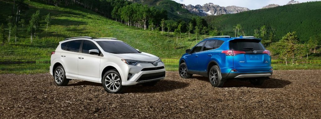 What Is The Gas Mileage Of The 2017 Toyota Rav4