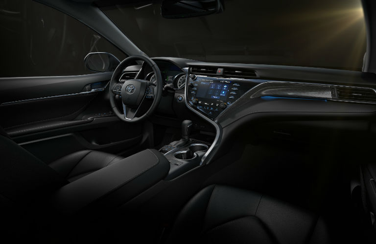 2018 Toyota Camry Fuel Economy Rating And Maximum Highway