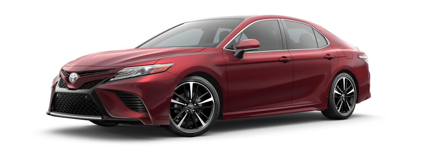Toyota Camry Colors >> 2018 Toyota Camry Paint Color Options
