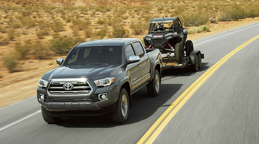 2017 toyota tacoma pickup truck specs features. Black Bedroom Furniture Sets. Home Design Ideas