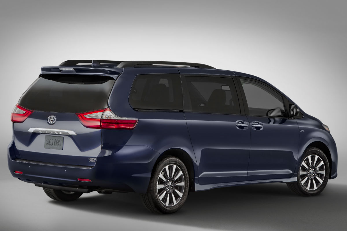 2018 Toyota Sienna Swagger Wagon Release Date