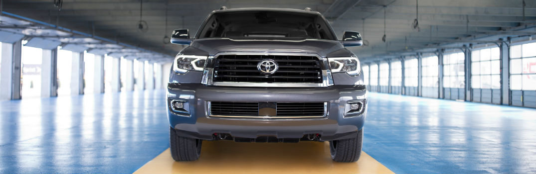 2018 Toyota Sequoia: Refreshed, Changes, TRD Sport, Price >> 2018 Toyota Sequoia Trd Sport Specs Features