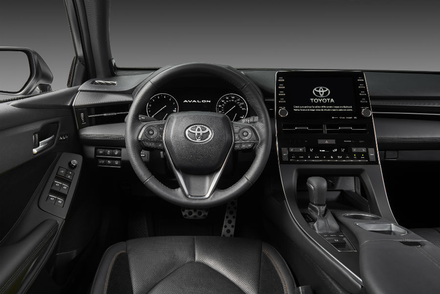 2019 Avalon Limited >> Official Release Date of the All-new 2019 Toyota Avalon