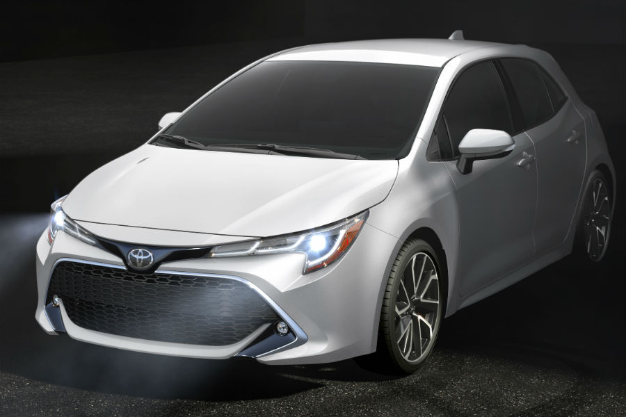 All New 2019 Toyota Corolla Hatchback Release Date