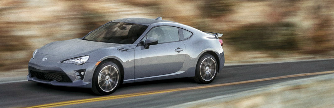2018 Toyota 86 Exterior Driver Side Front Profile