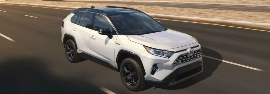 2019 Toyota RAV4 Hybrid Specs and Features | Hiland Toyota