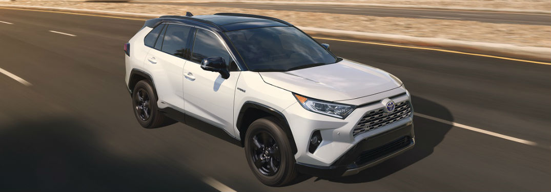 2019 Toyota Rav4 Hybrid Specs And Features Hiland Toyota