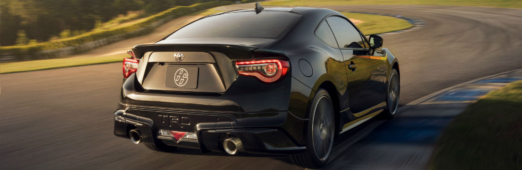 2019 Toyota 86 Exterior Passenger Side Rear Angle