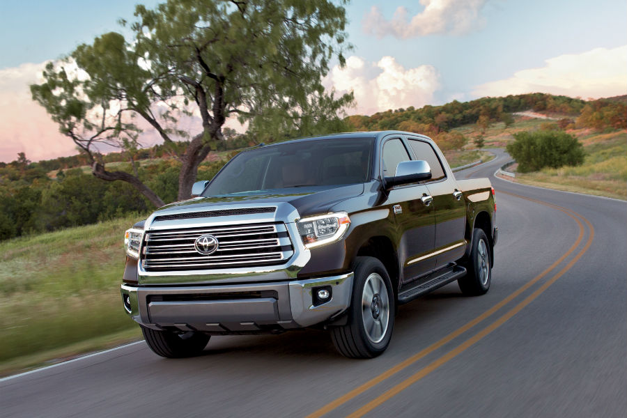 Toyota Tundra Towing Capacity >> How Much Can The 2019 Toyota Tundra Haul Tow Hiland Toyota