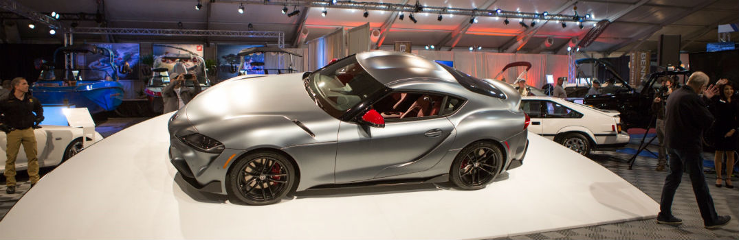 How Much Did The First 2020 Toyota Supra Cost Hiland Toyota