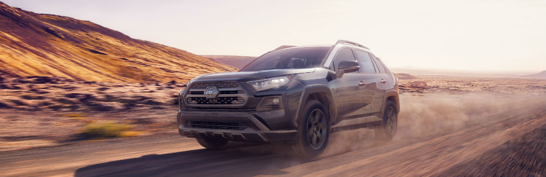 2020 Toyota RAV4 TRD Off-Road Specs & Features