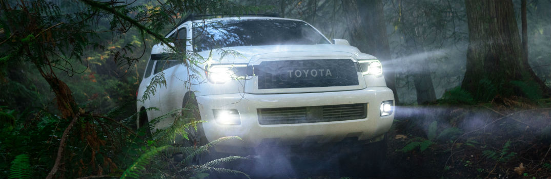 2020 Toyota Sequoia Joins the TRD Pro Series