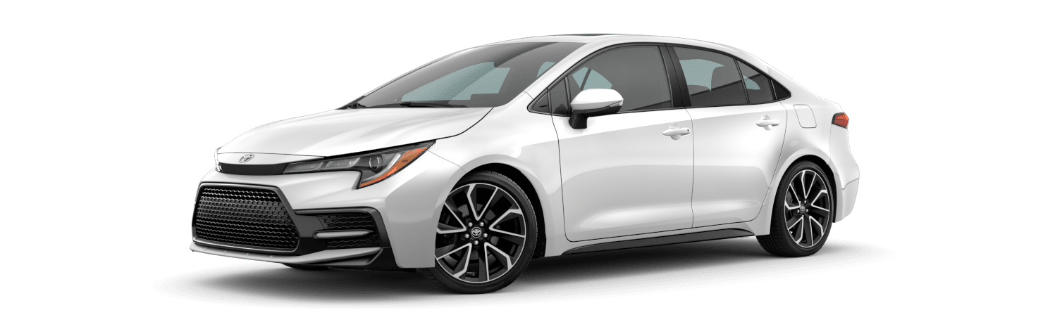 What Colors Is The 2020 Toyota Corolla Available In