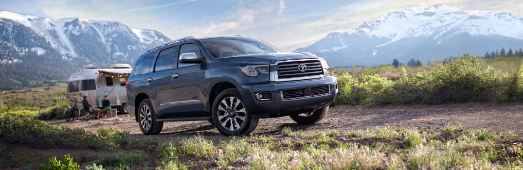 Toyota Sequoia Towing Capacity >> How Much Can The 2018 Toyota Sequoia Models Tow