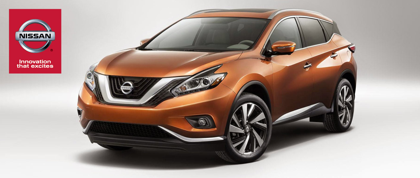 Nissan Models 2015 >> 2015 Nissan Murano Standard Features On S And Sv Models