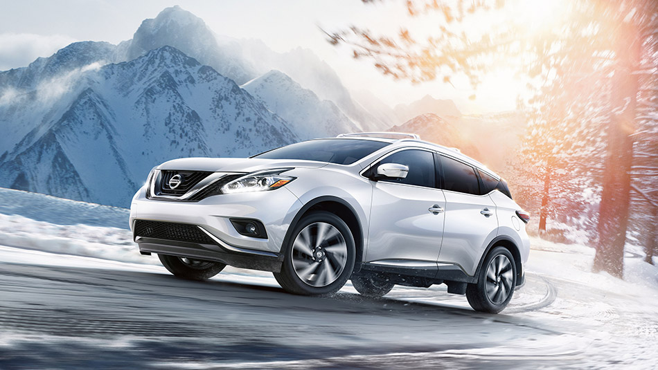 2015 nissan murano named the best 2 row suv for families. Black Bedroom Furniture Sets. Home Design Ideas