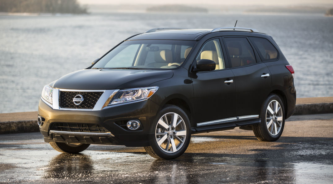The Fuel Efficient 2015 Nissan Pathfinder