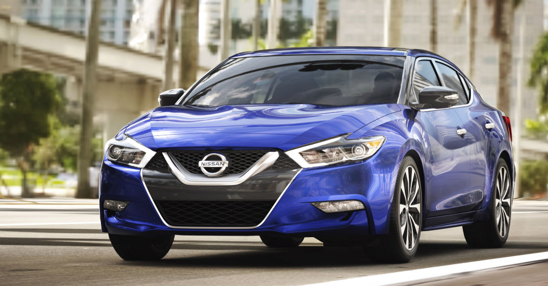 2016 Maxima Interior >> 2016 Nissan Maxima Pictures And Pricing