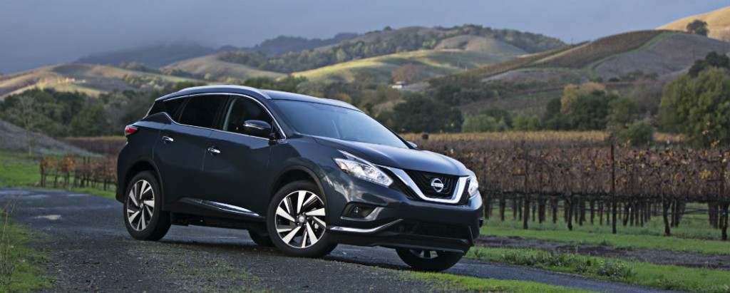 2015 nissan murano earns top marks in iihs crash tests. Black Bedroom Furniture Sets. Home Design Ideas