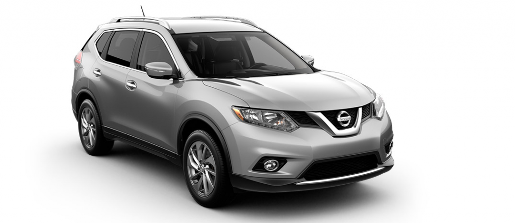 New color options, features for 2016 Nissan Rogue