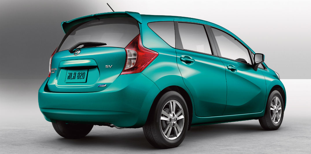 Nissan Versa Note tops the KBB.com back-to-school list