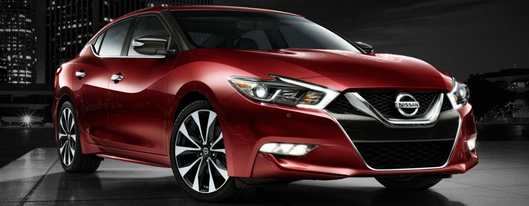 2016 Nissan Maxima Platinum Price and Features