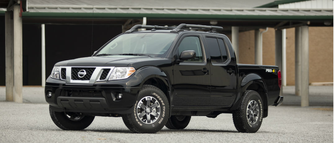 The latest on the 2016 Nissan Frontier