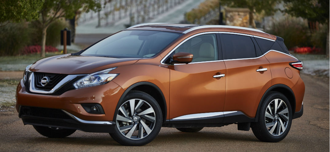 What is the 2016 Nissan Murano safety rating?
