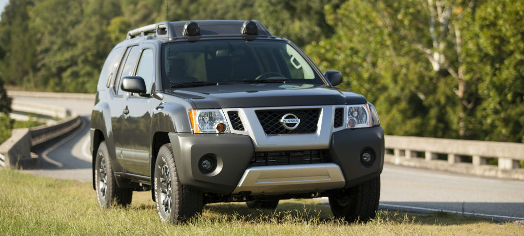 Production ends on the Nissan Xterra