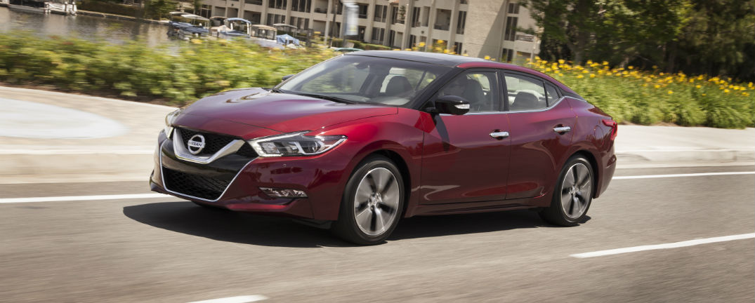 ... 2016 Nissan Maxima Safety Rating