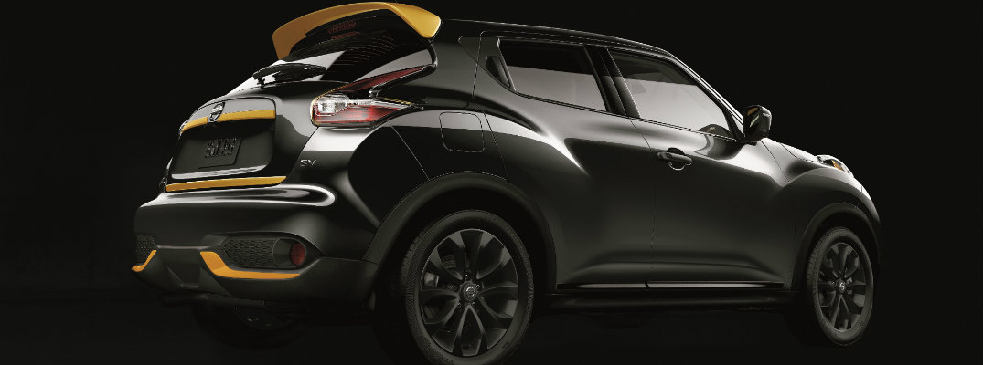 what is included with the Nissan JUKE Stinger Edition