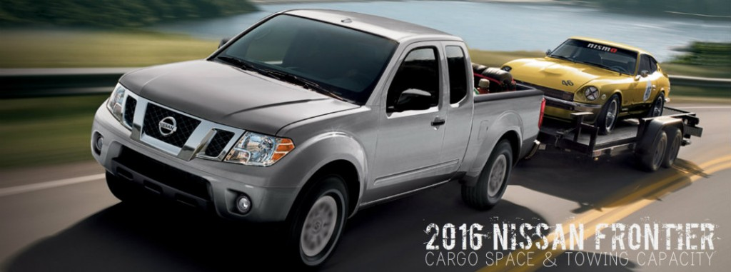 2016 nissan frontier cargo space and towing capacity. Black Bedroom Furniture Sets. Home Design Ideas