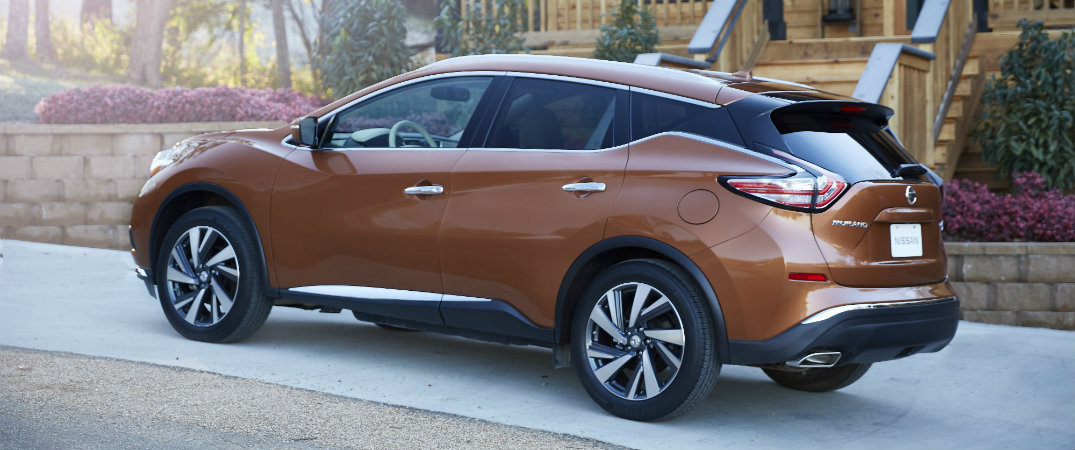 2016 Nissan Murano Is Best 2 Row Suv Again