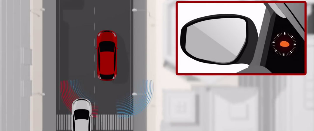 How does Nissan blind spot warning work? - Matt Castrucci ...