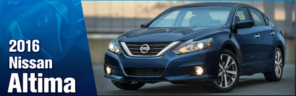 2016 nissan altima gives drivers in dayton oh everything they desire. Black Bedroom Furniture Sets. Home Design Ideas