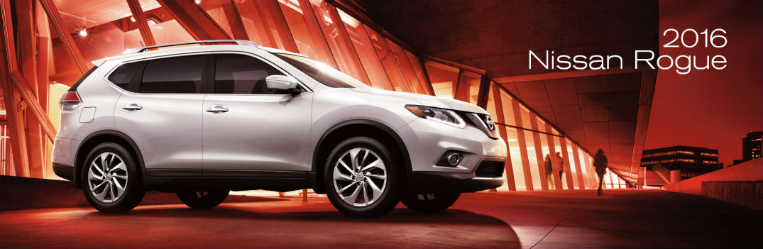 Long List Of Features And Options Give 2016 Nissan Rogue Added Value