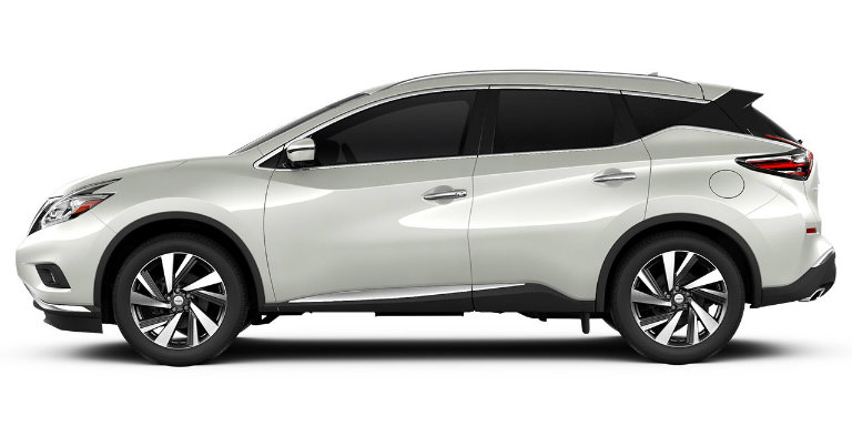 Nissan Murano 2017 Red >> 2017 Nissan Murano exterior color options