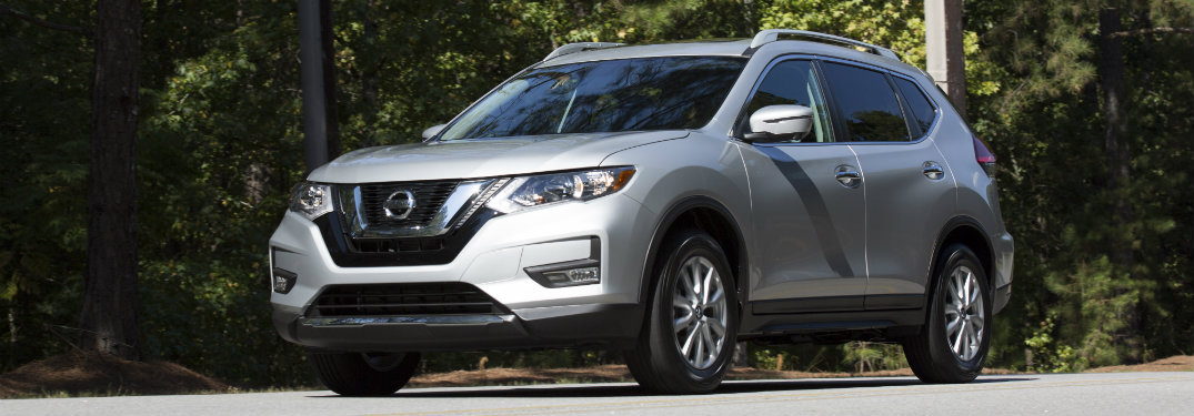 is the 2017 nissan rogue a good family suv. Black Bedroom Furniture Sets. Home Design Ideas