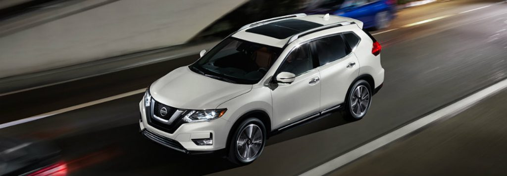 2017 Nissan Rogue towing capacity