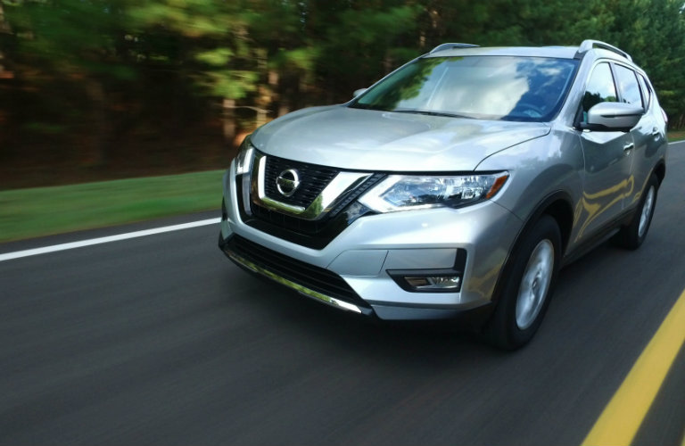 2018 Nissan Rogue pricing