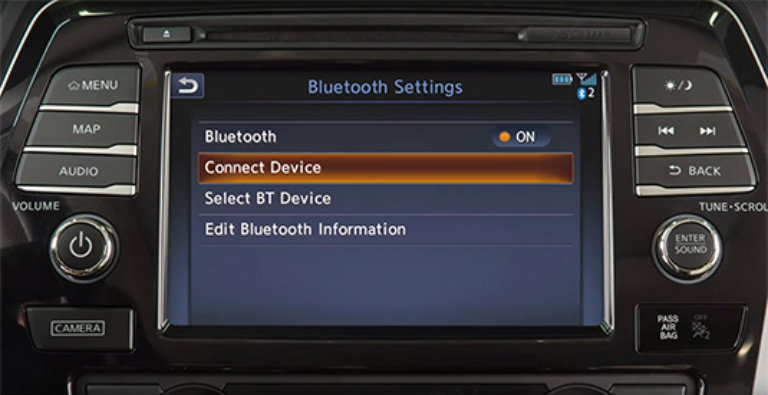 How To Connect To Nissan S Bluetooth System
