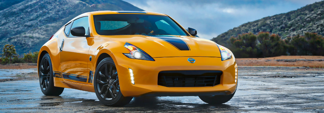 2018 Nissan 370Z Heritage Edition release date